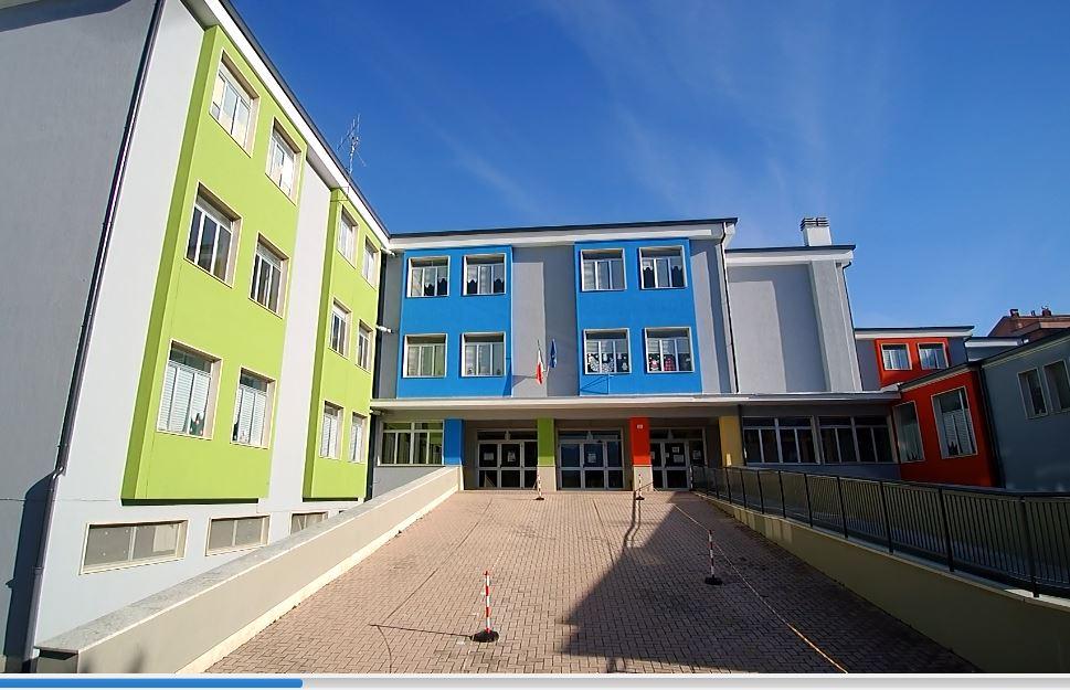 Foto scuola Capograssi 2020