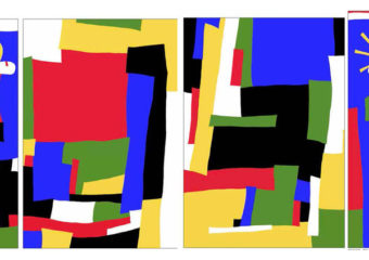 Murales – Geometric Bang – Mattia Botta